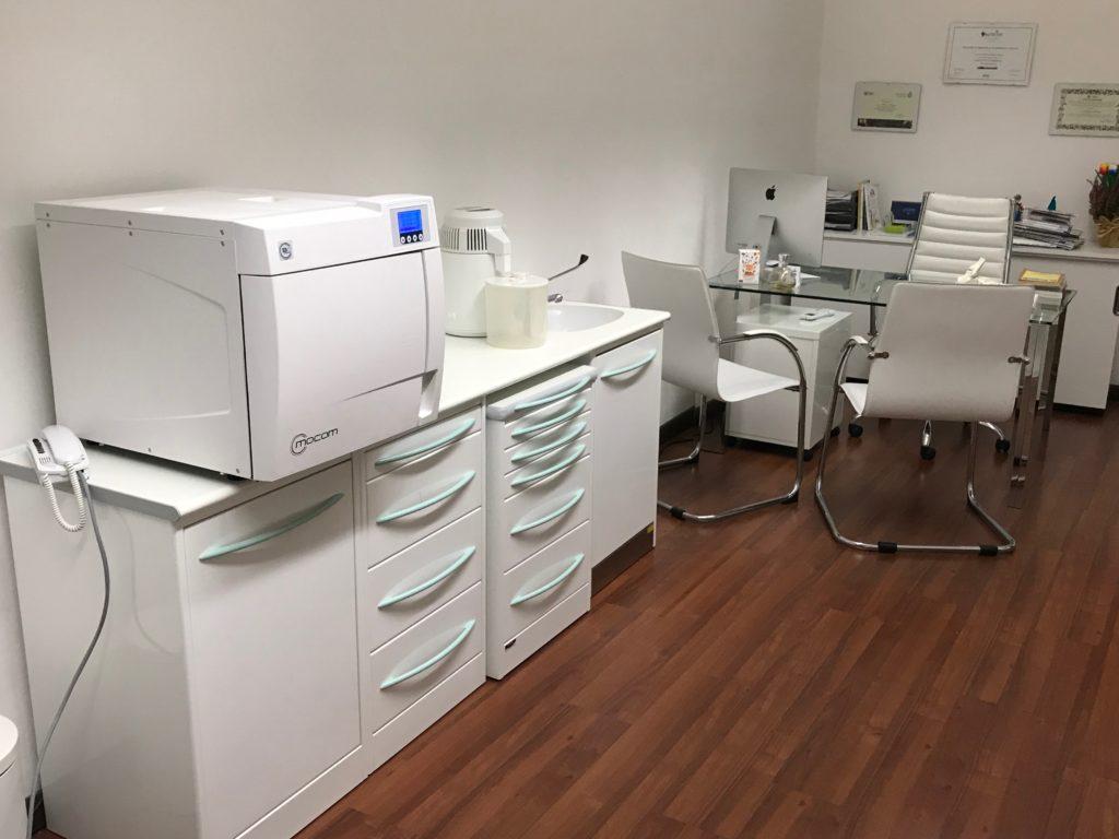 Studio Podologico Dr.ssa Michaela Conte